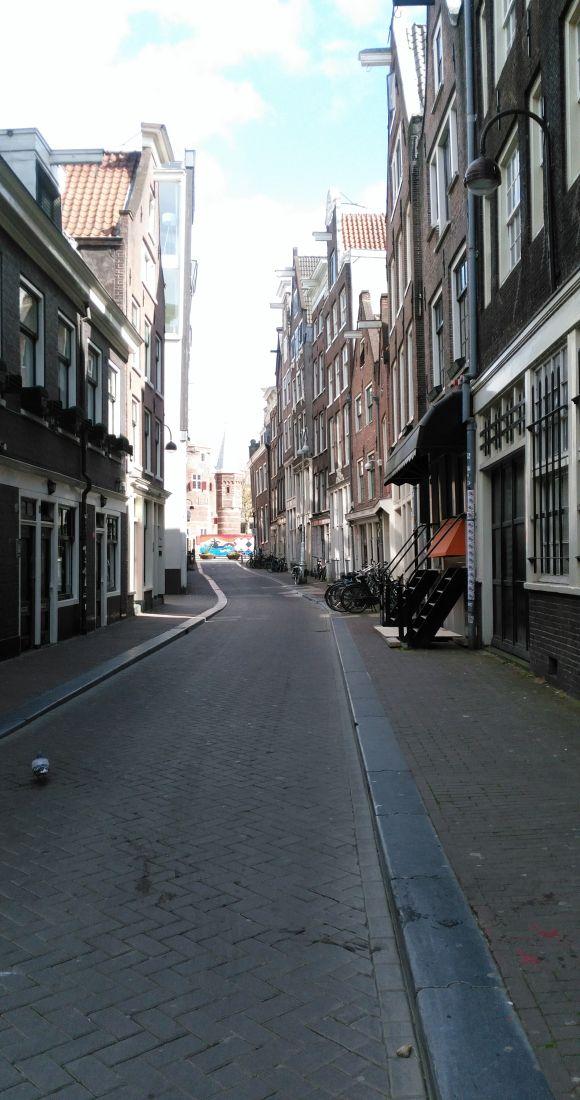 bloedstraat amsterdam
