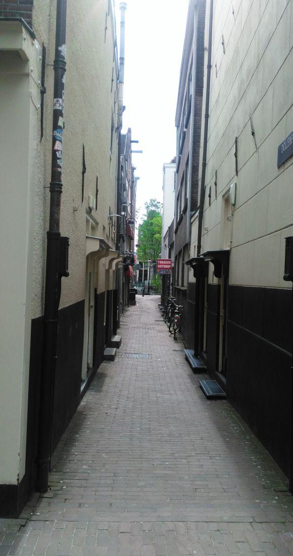 dollebagijnensteeg amsterdam