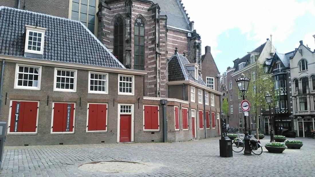 oudekerksplein, amsterdam