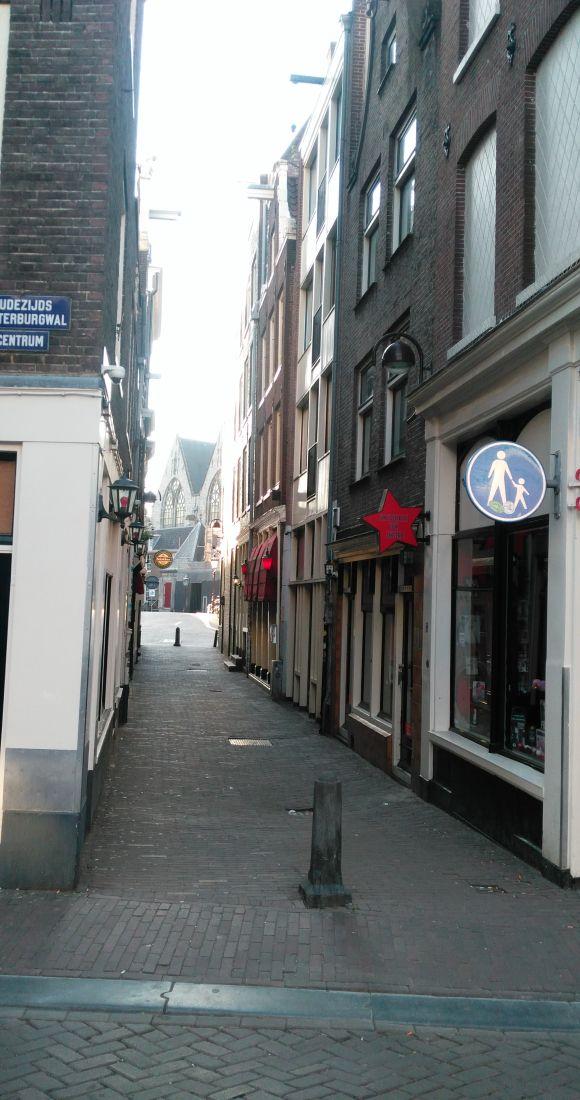 oudekennissteeg amsterdam