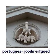 wandeling langs joods-portugees erfgoed in amsterdam