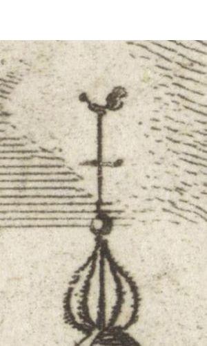 gezicht op de mont-albaanstoren